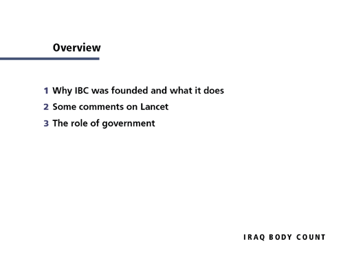 State of Knowledge slide 2